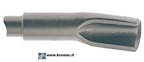 Makita P-16293 - scalpello curvo SDS-max 26-300 mm